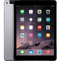 Ipad Air 2 Apple Mggx2Br/A Wi-Fi 4G 16Gb 9,7 Polegadas Ios 8 Cinza Espacial