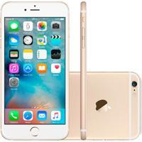 Iphone 6S Apple 16Gb Dourado Tela Retina Hd 4,7 Ios 9 4G E Câmera De 12 Mp