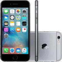 Iphone 6S Apple 64Gb Cinza Espacial 4G Ios 9 3D Touch Chip A9 E Câmera De 12Mp