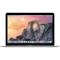 """Macbook Apple 12"""" Prata Intel Core 1,1Ghz 256Gb 8Gb De Memória E Tela De Retina"""