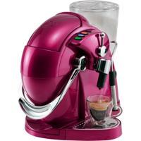 Máquina De Café Espresso Três Corações Gesto S06Hs 127V Rosa