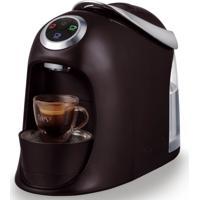 Máquina De Café Espresso Três Corações Versa S20 127V Preta