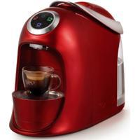 Máquina De Café Espresso Três Corações Versa S20 220V Vermelha