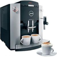 Máquina De Café Expresso Jura F50 / Inox Com Preto / 110V
