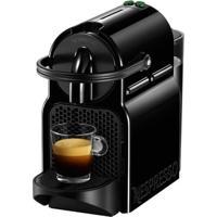Máquina De Café Nespresso Inissia Preta 110V Com Desligamento Automático