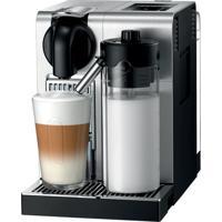 Máquina De Café Nespresso Lattissima Pro 110V Prata Com Visor Digital E Controle Automático