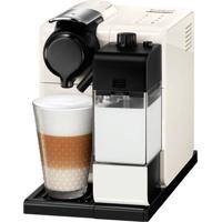 Máquina De Café Nespresso Lattissima Touch Branca 110V Com Controle Automático De Café