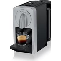 Máquina De Café Nespresso Prodigio Silver 110V Conexão Via Bluetooth