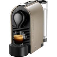 Máquina De Café Nespresso U Cinza Puro 110V Com Controle Automático De Café