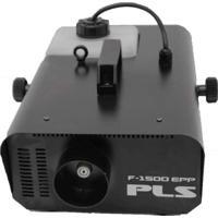 Maquina De Fumaça Pls F-1500 110V Com Controle Sem Fio E Capacidade De 2,5L