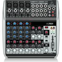 Mesa De Som Behringer Xenyx Q1202Usb 4 Pre-Amplificadores Xenyx (110V)