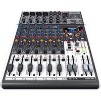 Mesa De Som Behringer Xenyx X1204Usb Mixer Com 12 Entradas E 4 Pre-Amplificadores Xenyx (Bivolt)