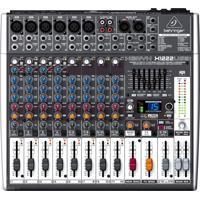 Mesa De Som Behringer Xenyx X1222Usb 6 Pre-Amplificadores Xenyx (Bivolt)