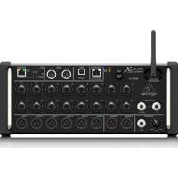 Mesa De Som Digital Behringer X-Air Xr18 Com 18 Canais, 06 Auxiliares E 16 Pre-Amplificadores Midas