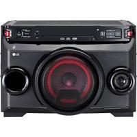 Mini System Lg X Boom Festa Om4560 200W Rms Preto Multi Bluetooth