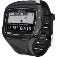 Monitor Cardíaco Garmin Forerunner 910Xt / Gps / Altímetro Barométrico / Preto
