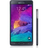 "Smartphone Samsung Galaxy Note 4 Desbloqueado Android 4.4 32Gb 16Mp 5.7"" 4G Preto"