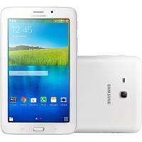 Tablet Samsung Galaxy Tab E 7.0 Wifi Android 4.4 Câmera 2Mp Branco