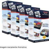 Kit Space Bag Travel Uso Manual 8 Unid.