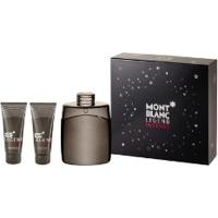 Coffret Legend Intense Masculino Eau De Toilette + Shower Gel + Pós Barba 100Ml + 100Ml+ 100Ml