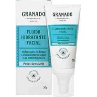Fluído Facial Hidratante Granaderma 50G