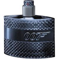 Kit 007 Eau De Toilette 50Ml + Jogo De Cartas