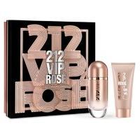 Kit Perfume 212 Vip Rosé Feminino 80Ml E Body Lotion 100Ml