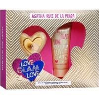 Kit Love Glam Love Eau De Toilette + Body Lotion