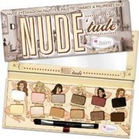 Paleta De Sombras Nude 'Tude - Vencimento Em: 30/10/2017